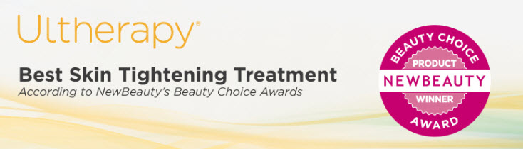 Ultherapy award Renew Aesthetic Clinic
