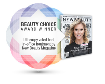 Ultherapy award beauty choice Renew Aesthetic Clinic