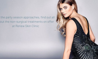 Sparkle in Your Little Black Dress This Party Season with These Non-Surgical Treatments at Renew