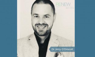 Dr Jerry O'Driscoll joins the team at Renew.