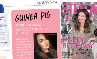 Dermal Fillers at Renew with Stellar Magazine