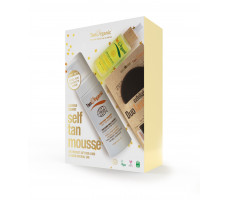 Tan Organic Mousse Set